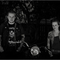 Anna and Dave, Motorcycle Pre wedding shoot